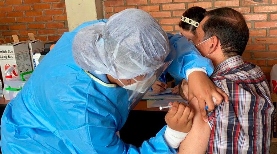 La campaña de vacunación contra la COVID-19