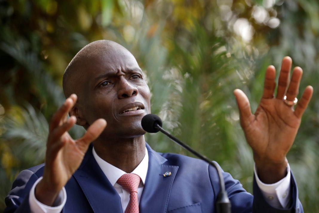 torturaron presidente de Haití