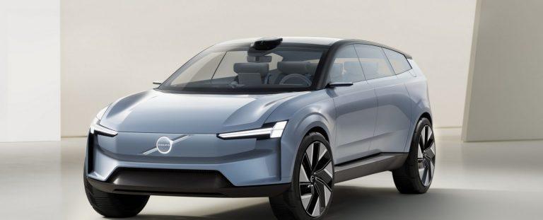 Volvo Concept Recharge, el futuro eléctrico de la marca sueca