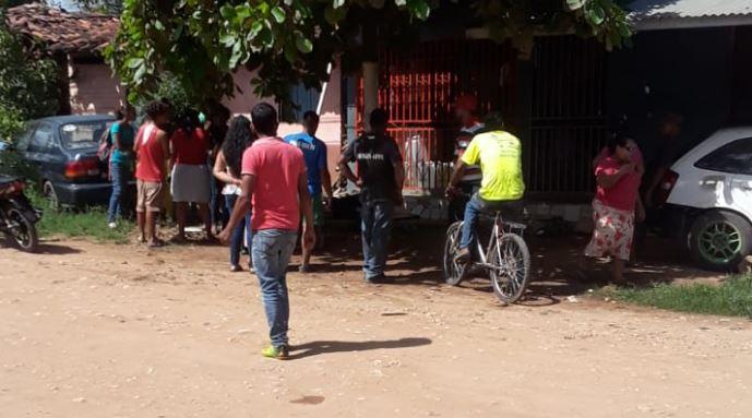 Matan joven frente a casa en Olancho; familia se opone a levantamiento