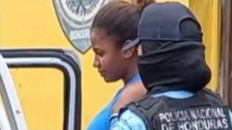 Juez envía a la cárcel a jovencita acusada de matar a supuesto violador en motel de Yoro