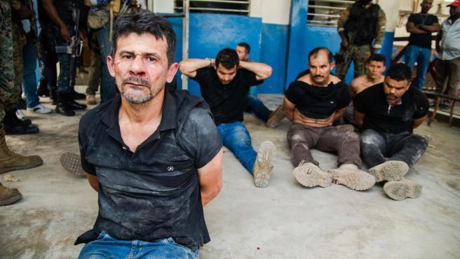 26 colombianos y dos estadounidenses mataron al presidente de Haití
