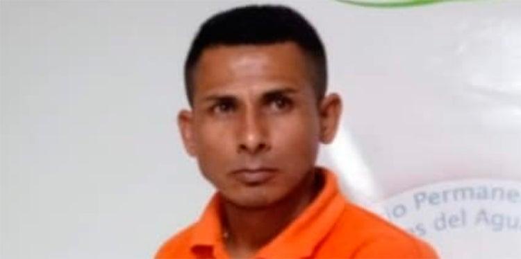 ONU muerte defensor Tocoa