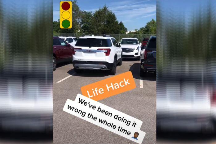 Sobre la línea blanca: así se aprovechan mejor los espacios al estacionar