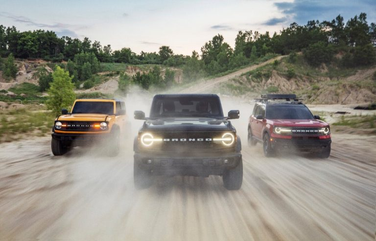 Ford Bronco, el recorrido de una leyenda con regreso triunfal