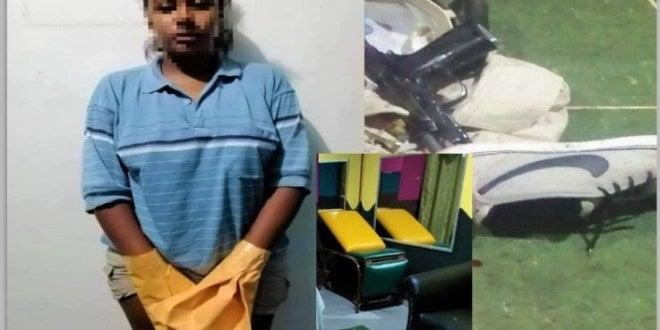 """""""Pidieron un cuarto por tres horas"""": MP revela cómo jovencita mató a su violador en motel"""