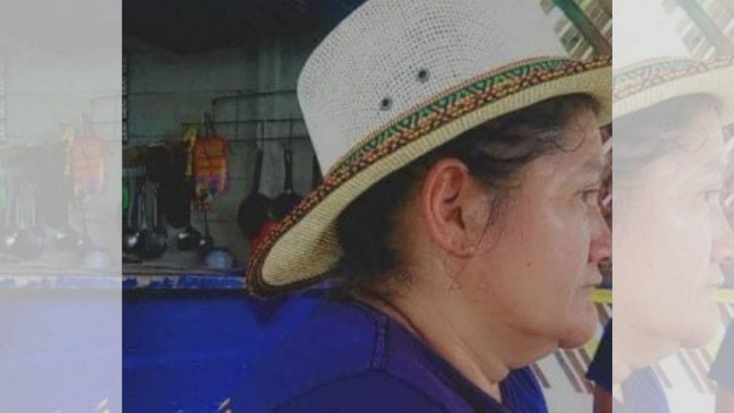 Matan mujer tienda Copán