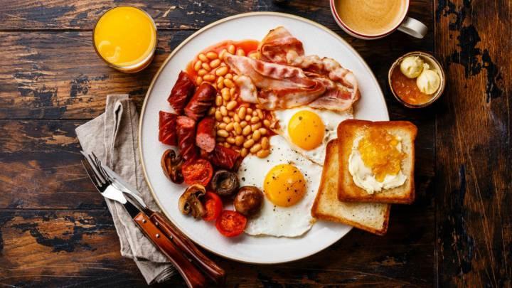 desayuno alimentos a evitar