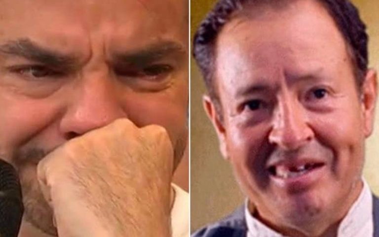 «Me duele»: Eugenio Derbez reacciona a muerte de Sammy Pérez