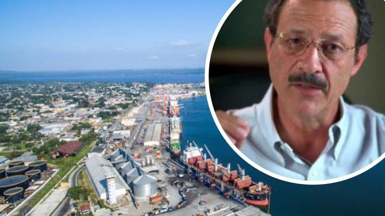 """Mauricio Villeda: Por concesión en Omoa, """"es posible que Puerto Cortés llegue a quebrar"""""""