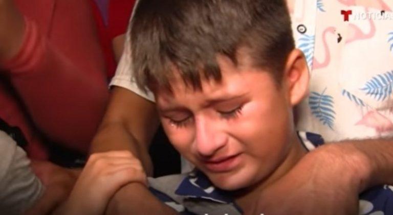 «Mi mami se murió»: el desgarrador relato de niño hondureño que huyó a EEUU