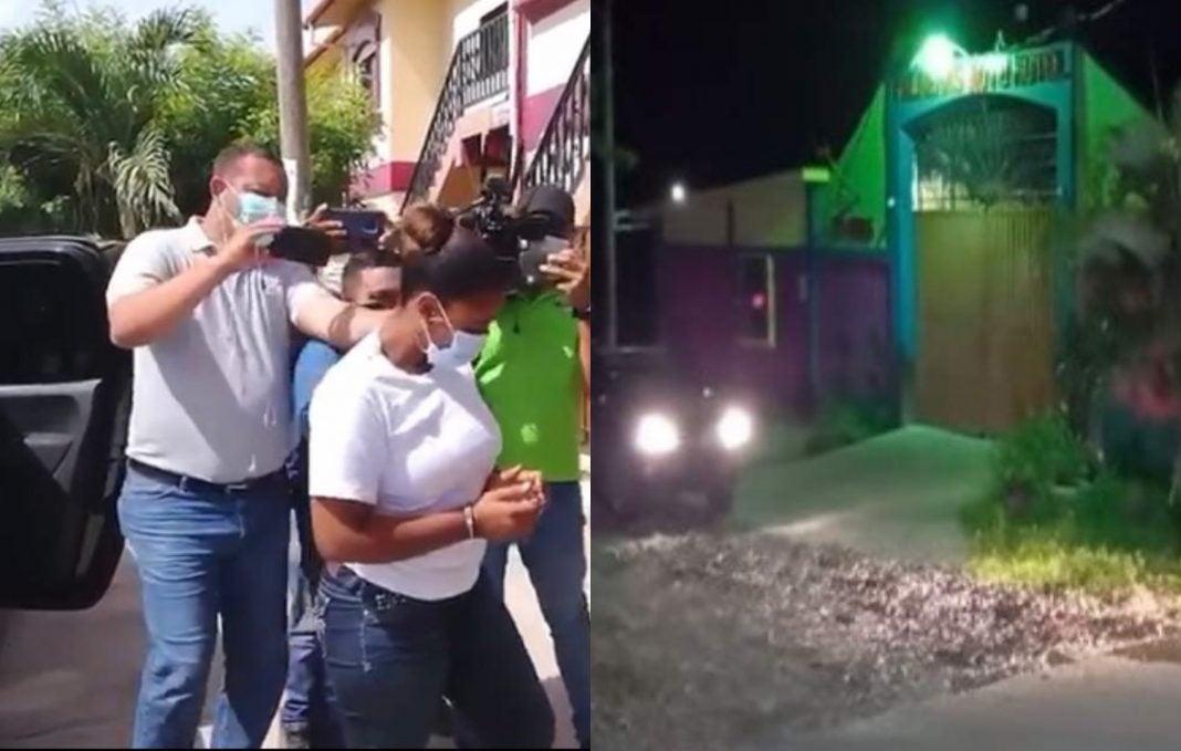 Jovencita mata a violador en olanchito