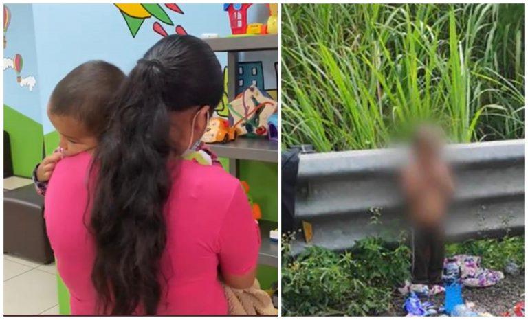 """""""No lo pongo más en riesgo"""", dice madre hondureña tras emotivo reencuentro"""