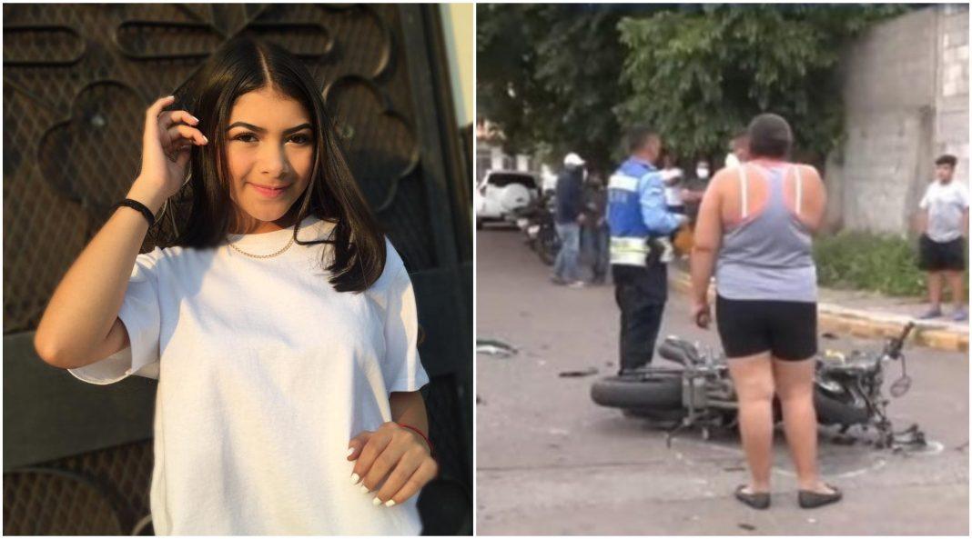 Joven fallece en accidente de Tegucigalpa