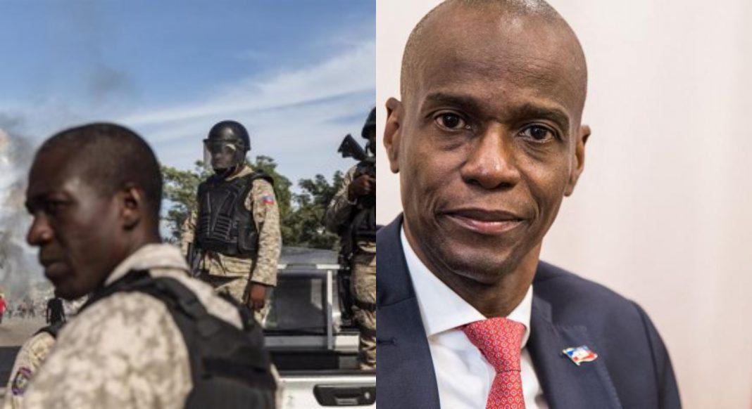 Detienen a asesinos del presidente de Haití