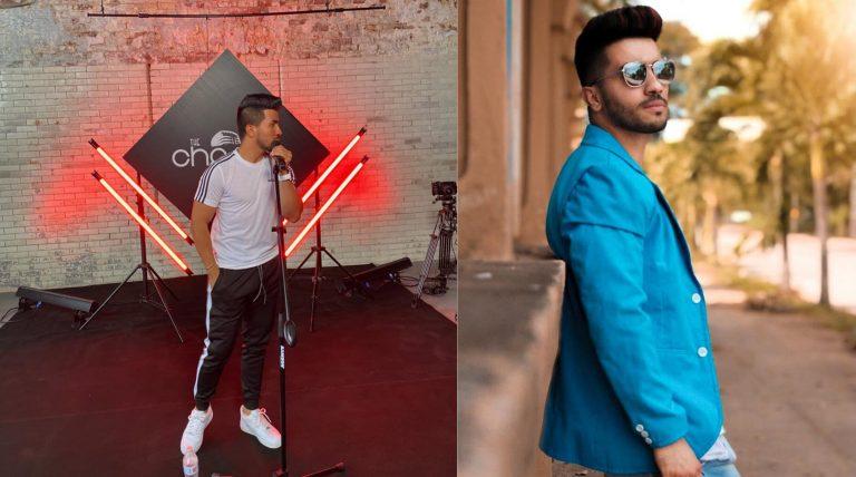 Brayan Soler, cantante que representa a Honduras en reality cristiano de EEUU