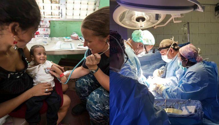 Militares de EEUU realizarán misión médica y veterinaria en Atlántida