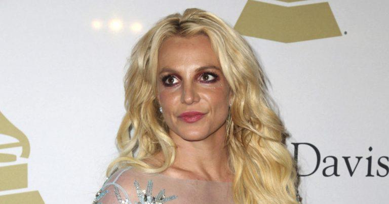 Britney Spears posa sin censura en Instagram en plena guerra por la tutela