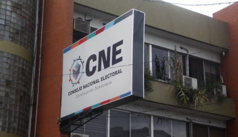 CNE: Récord de caídas en sistema de transmisión electoral fue en Honduras en 2017