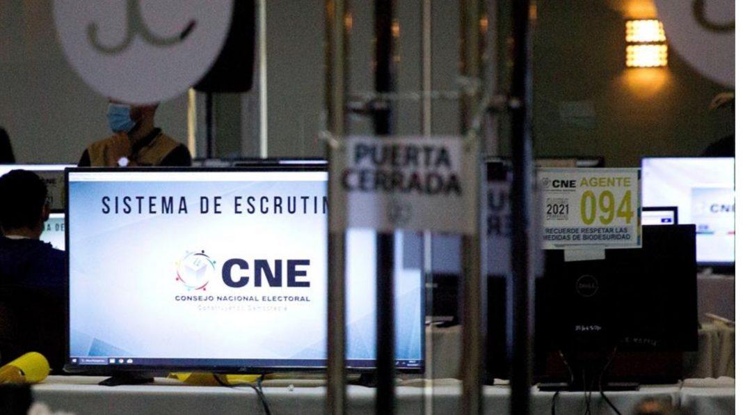 CN emite dictamen favorable para el aumento del presupuesto al CNE