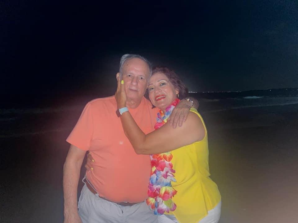 Don Andrés dijo que Carolina era el amor de su vida.