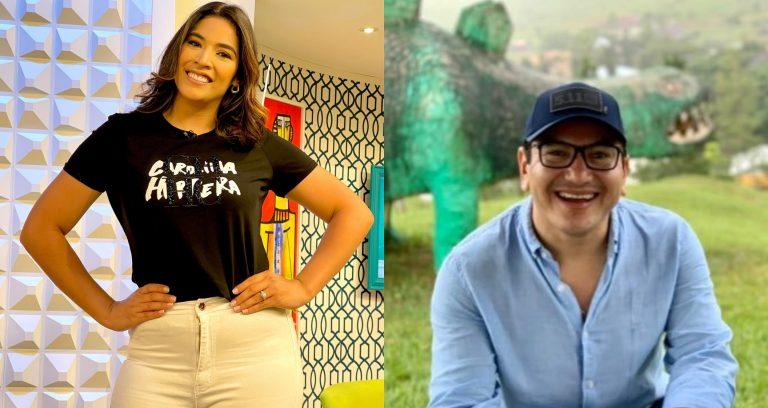 ¿Eder Mejía y Carolina Lanza planean boda? Esto reveló el diputado