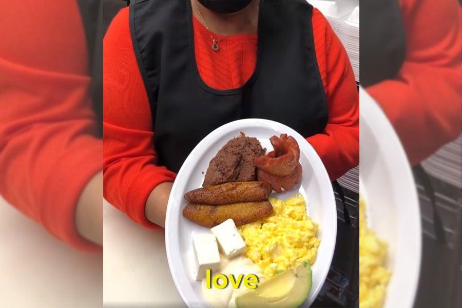 Página estadounidense Tasty destaca el desayuno hondureño