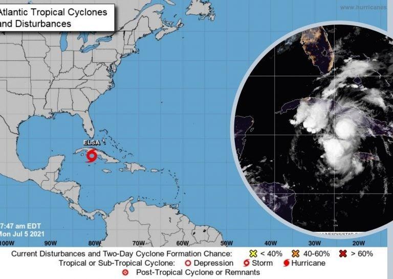 EEUU se prepara para la tormenta tropical Elsa: ¿qué le espera al estado de Florida?