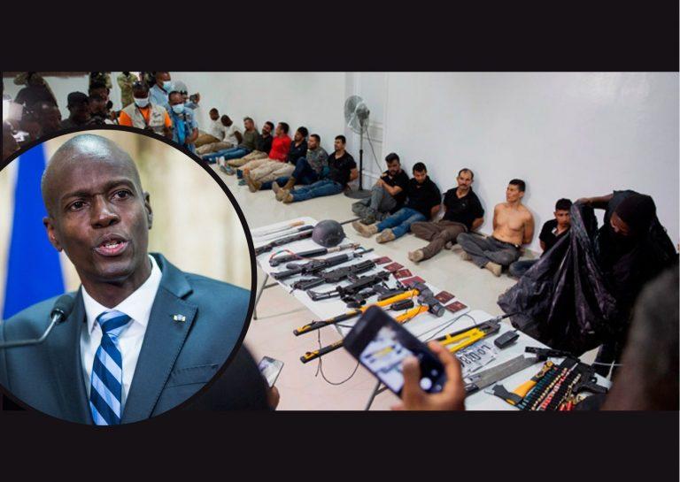 Colombia confirma detención de exmiembros de su Ejército por asesinato de Moïse