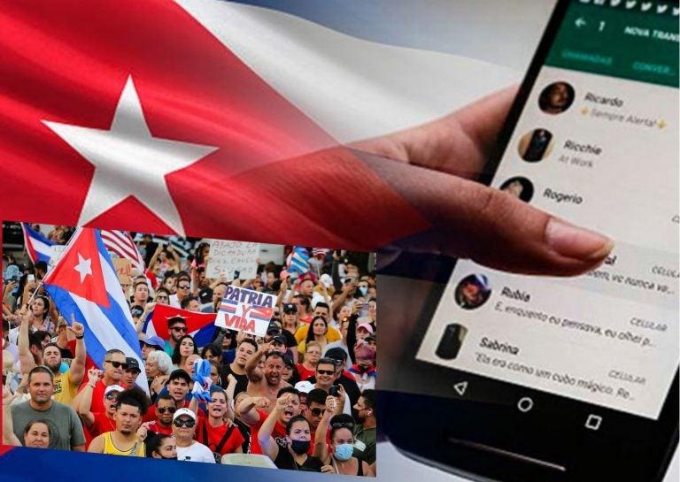 Cuba restringe internet en respuesta a protestas, según organización de monitoreo