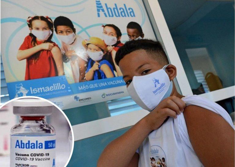 Vacuna Abdala de Cuba muestra 100 % de efectividad en prevenir muertes por COVID