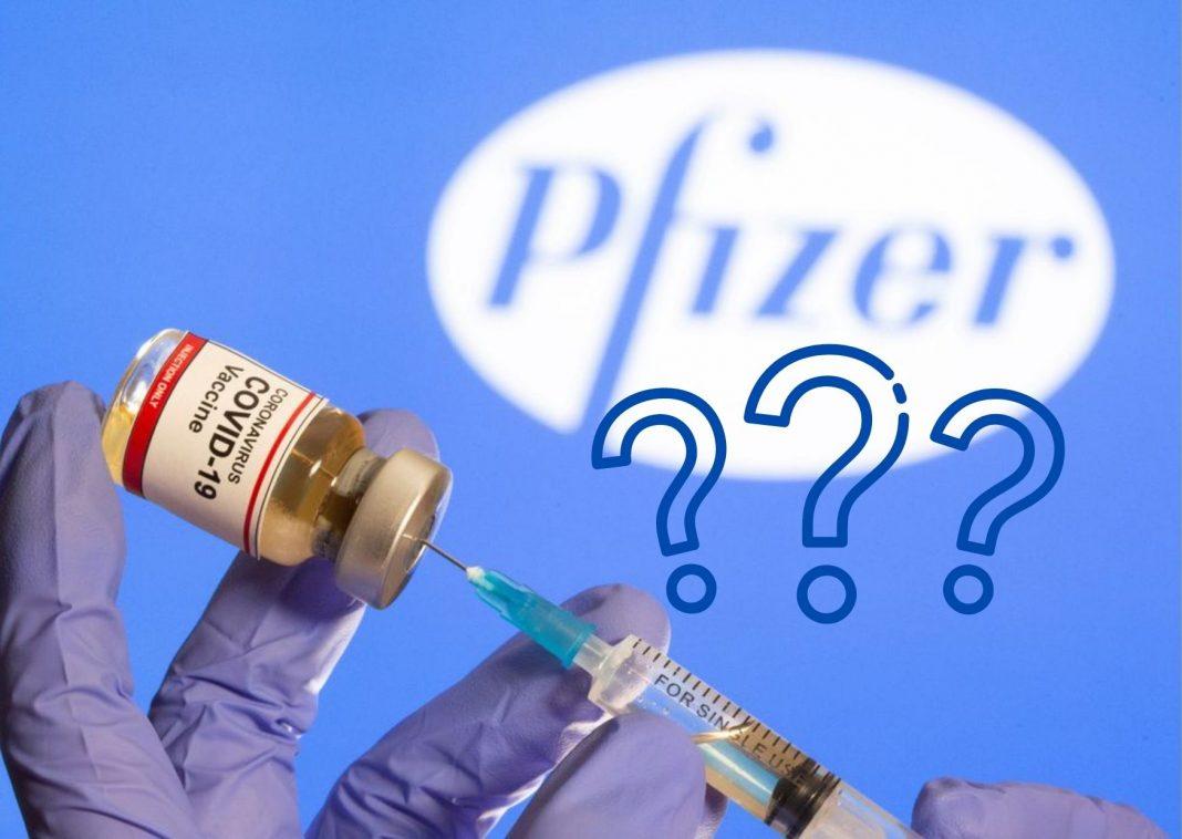 preguntas disminución efectividad Pfizer