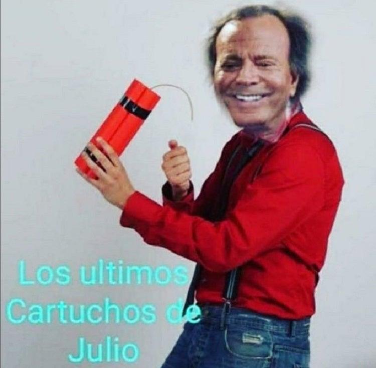 Se va julio Memes
