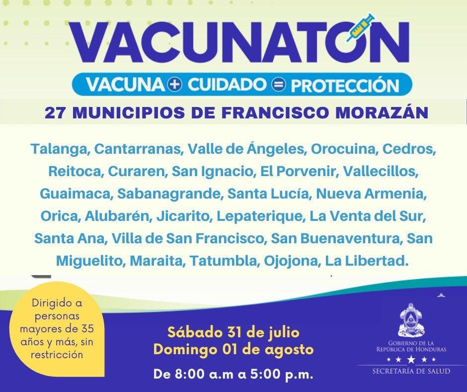 Vacunatón quiénes pueden vacunarse