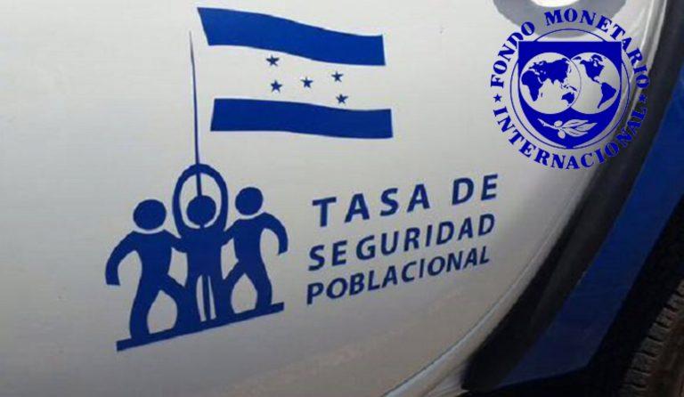 Honduras: FMI incluye en su informe de opacidad al «Tasón de Seguridad»