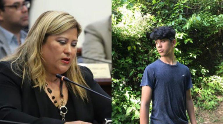 Welsy Vásquez desmiente que su sobrino murió por grabar TikTok