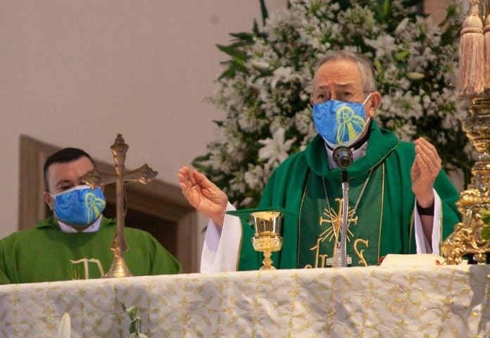 HOMILÍA | Cardenal pide «dejar campañas de mentiras»