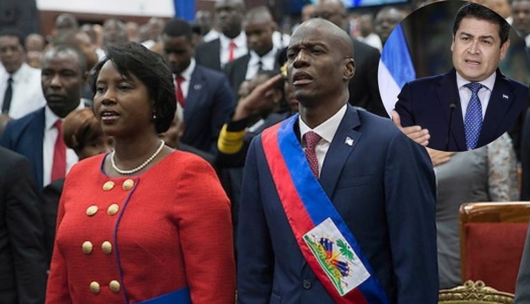 JOH condena «enérgicamente» asesinato de presidente de Haití y llama a la paz