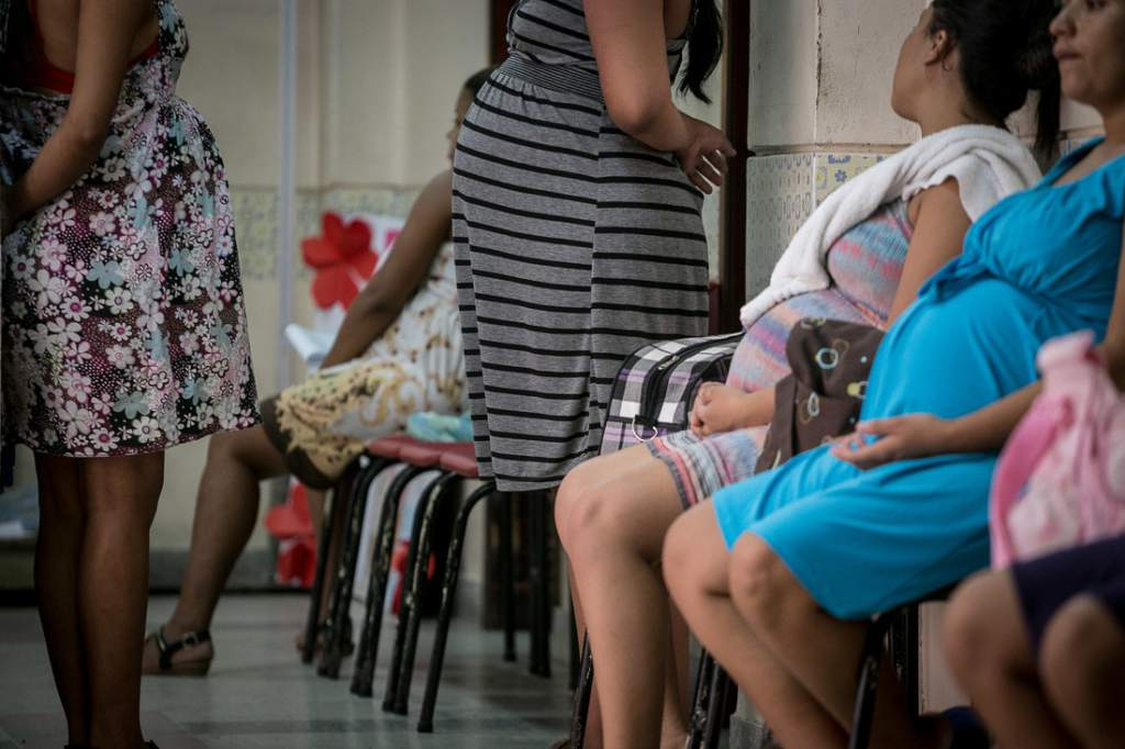 Honduras vacunación mujeres embarazadas