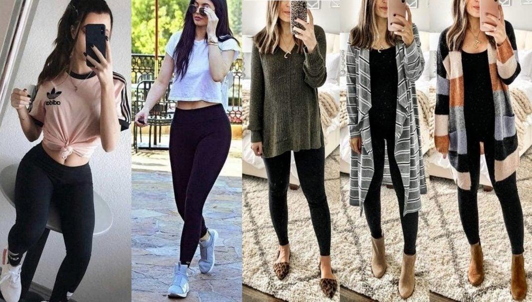 Errores al usar leggins