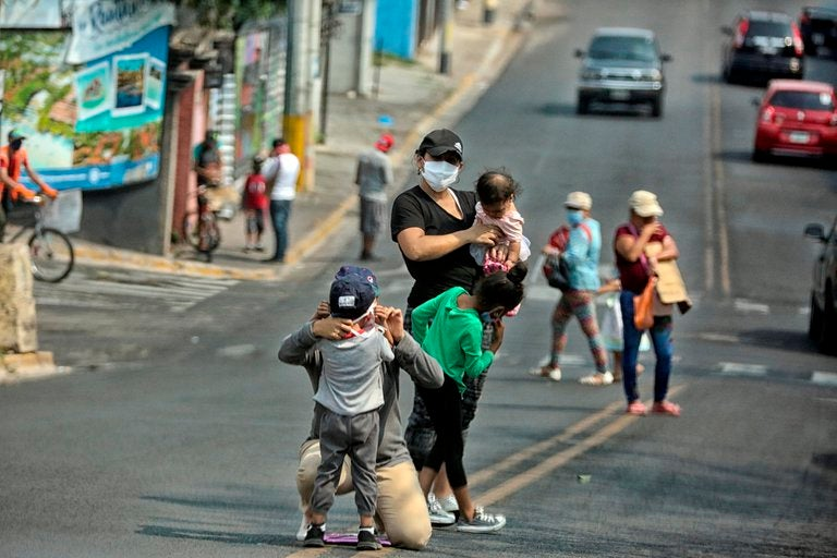 méndigos en Honduras
