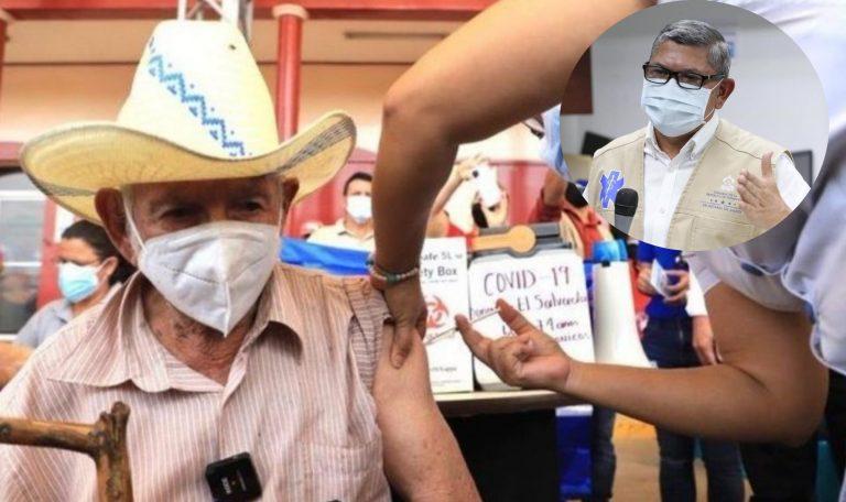 Nery Cerrato niega que Salud esté politizando la vacunación en Honduras