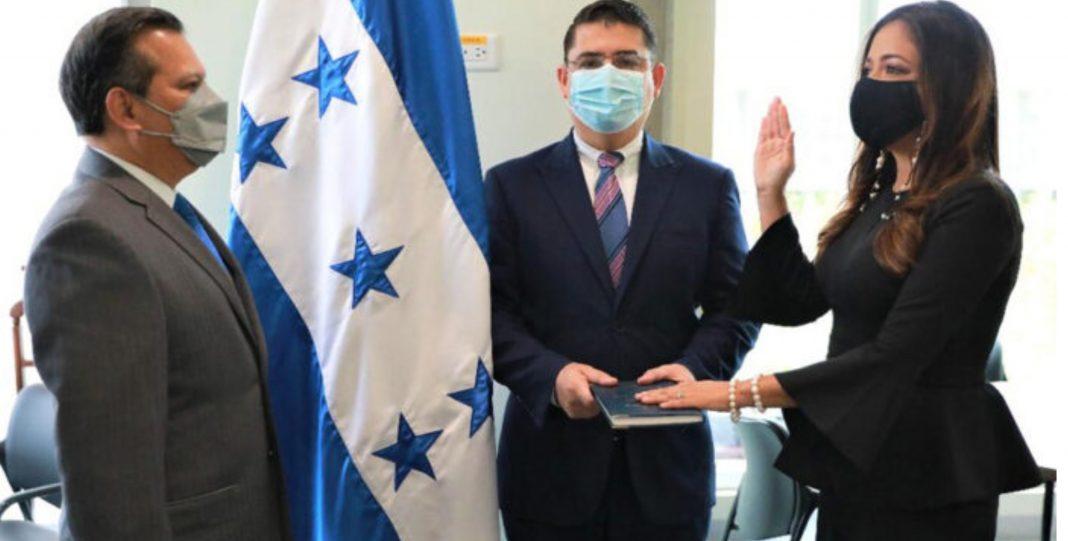 Leonor Osorio subsecretaria de Gobernación