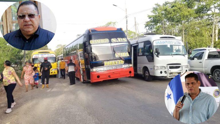 Divididos los transportistas: unos a favor del paro y otros esperan diálogo