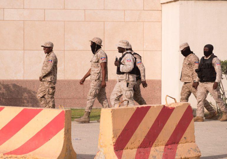 Haití pide tropas a EEUU