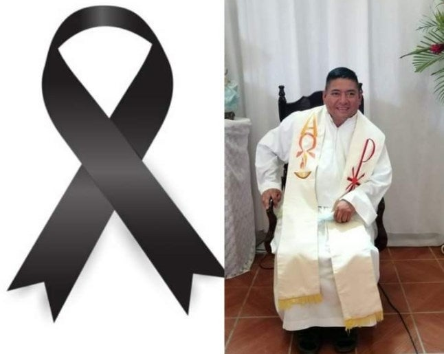 """""""Profundo pesar"""": fallece por sospechas de COVID-19 el sacerdote Marco Lorenzo"""