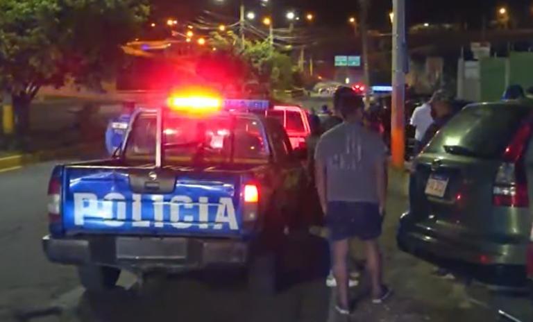 Hubo negocios multados y conductores sancionados tras partidos de Honduras