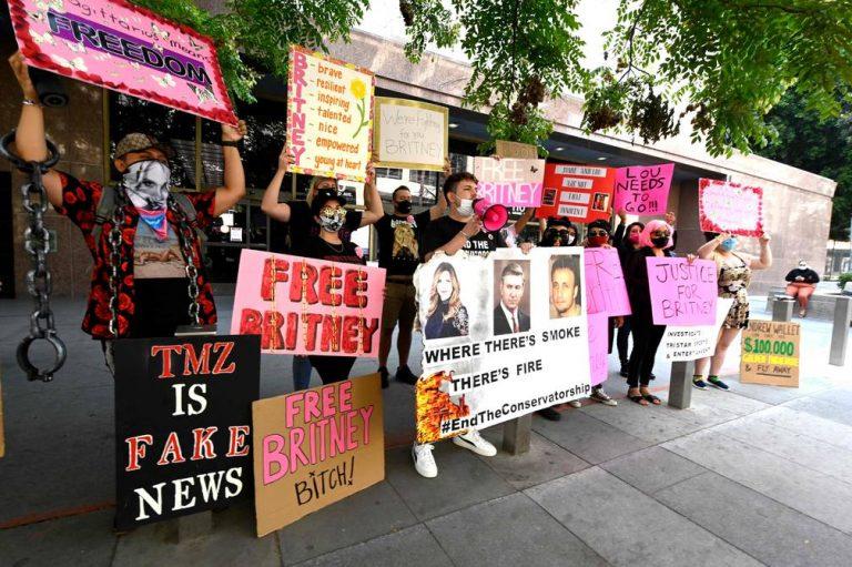 #FreeBritney llega al Congreso: presentan proyecto para acabar con su tutela