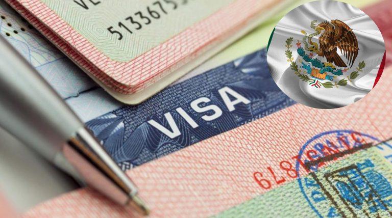 Conozca cómo solicitar visa mexicana desde casa