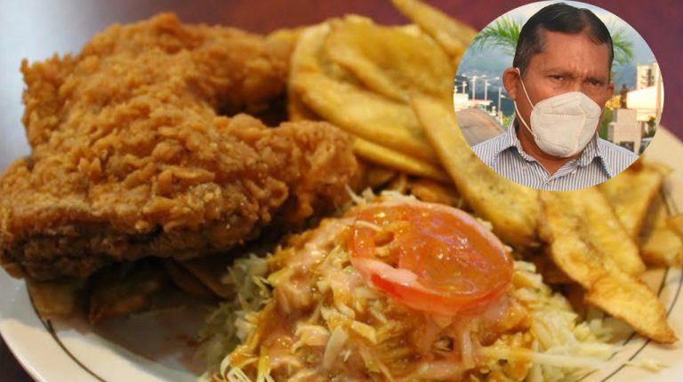 """""""Trancazo"""" al pollo en Honduras: incremento ronda entre uno y cinco lempiras"""